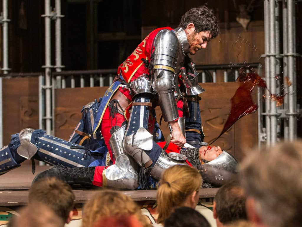 Shakespeare's theatre pop-up at Sidney Myer Music Bowl ...