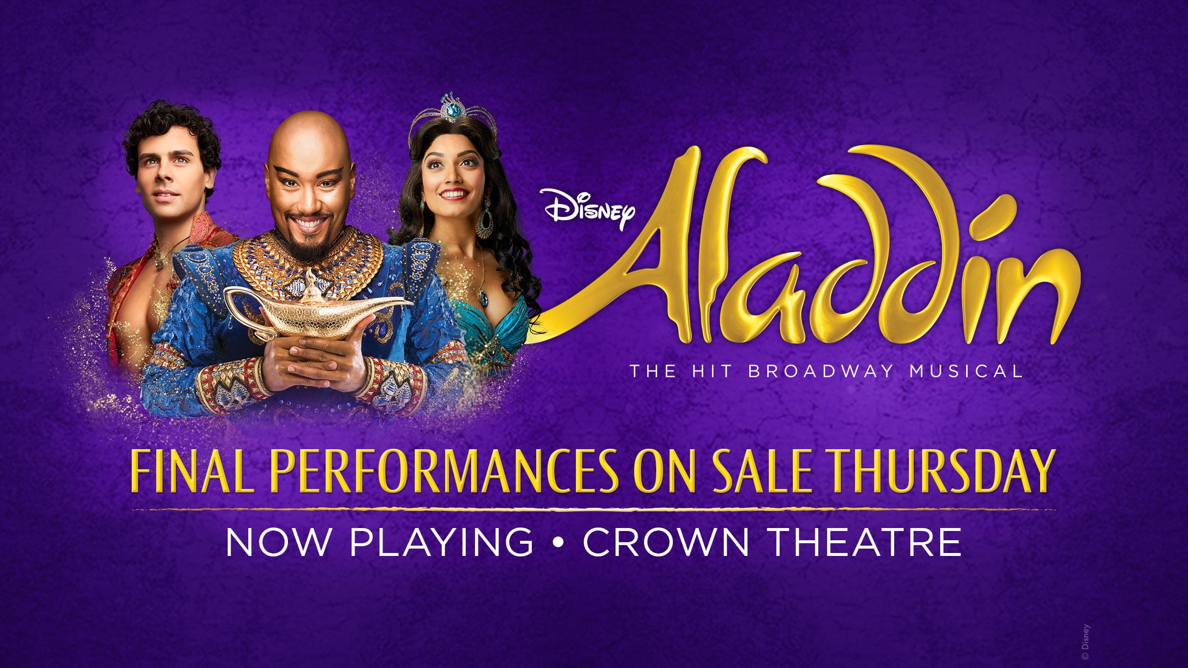 playlist inspired by aladdin the musical ticketmaster. Black Bedroom Furniture Sets. Home Design Ideas