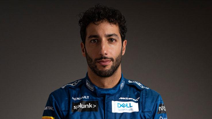 Ricciardo heads to McLaren
