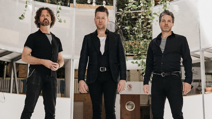 eskimo joe australian tour 2022